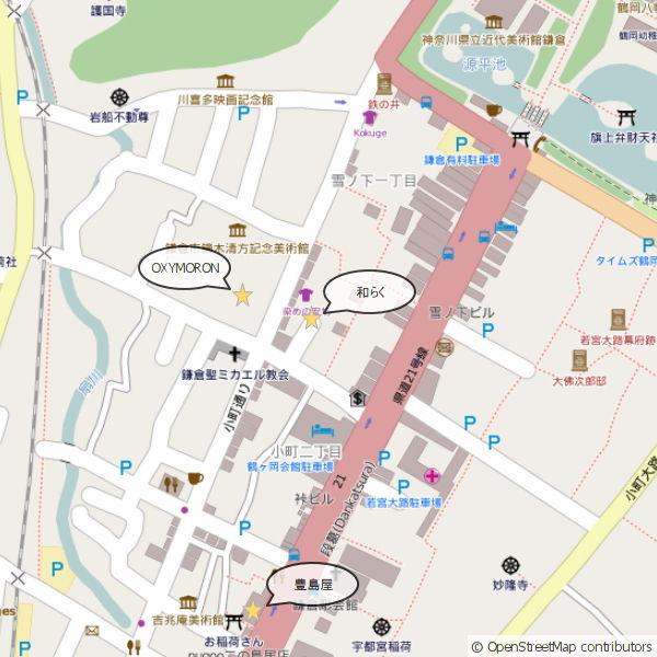 OpenStreetMap_OXYMORON-和らく地図01